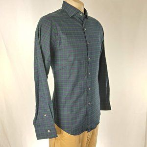 Polo Ralph Lauren Plaid Button Down Shirt Sz S NWT